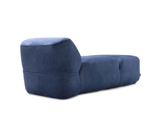 Soft Chaise Longue de Exteta | Chaise longues