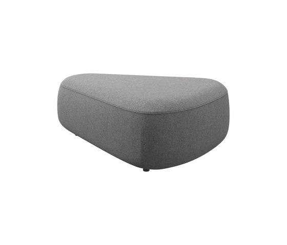 Ottawa Sofa Pouf 0200 triangular de BoConcept   Poufs