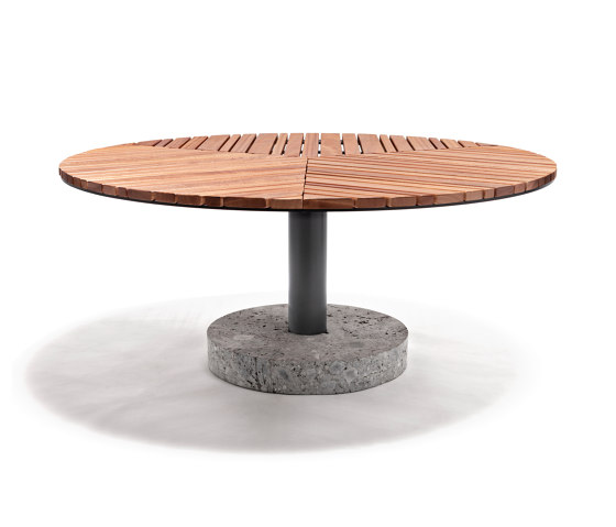 10th Beams Table by Exteta | Dining tables
