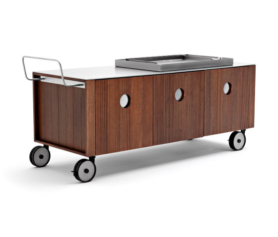 10th Roller Kitchen by Exteta | Outdoor kitchens