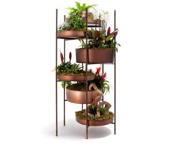 10th Vertical Garden by Exteta | Plant pots
