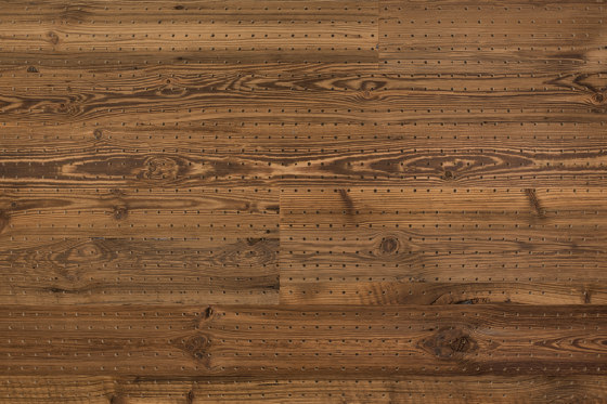 ACOUSTIC Dot Reclaimed Wood sunbaked brushed by Admonter Holzindustrie AG | Wood panels