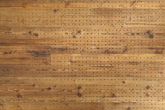 ACOUSTIC Dot Reclaimed Wood Extreme brushed de Admonter Holzindustrie AG | Planchas de madera