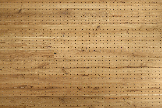 ACOUSTIC Dot Oak brushed de Admonter Holzindustrie AG | Planchas de madera