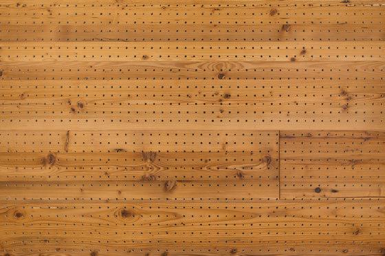 ACOUSTIC Dot Spruce Aged brushed by Admonter Holzindustrie AG | Wood panels
