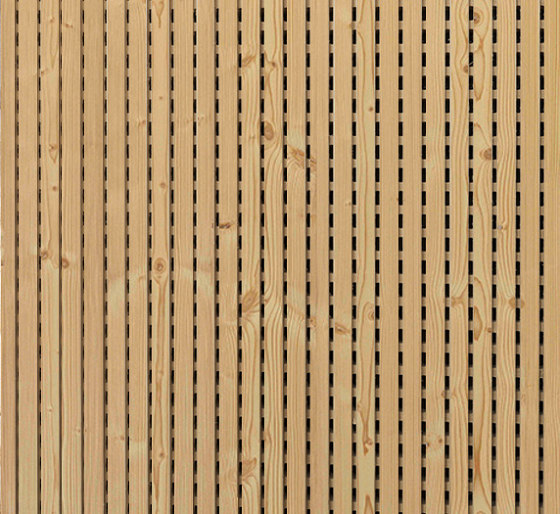 ACOUSTIC Linear Spruce Aged by Admonter Holzindustrie AG | Wood panels