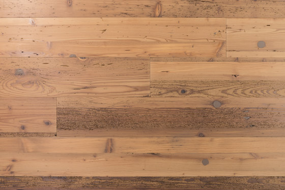 FLOORs Softwood LarchColt rustic by Admonter Holzindustrie AG   Wood panels