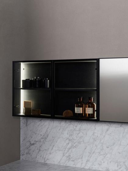 Strato Collection - Set 1 by Inbani   Vanity units