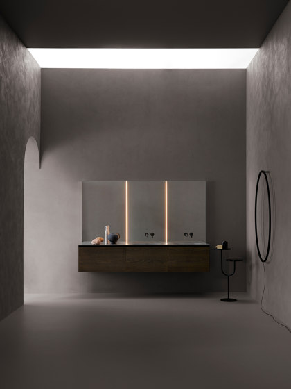 Strato Collection - Set 2 by Inbani | Vanity units