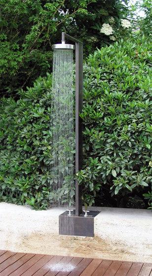 Garden Shower | Pluvia by Bergmeister Kunstschmiede | Outdoor showers