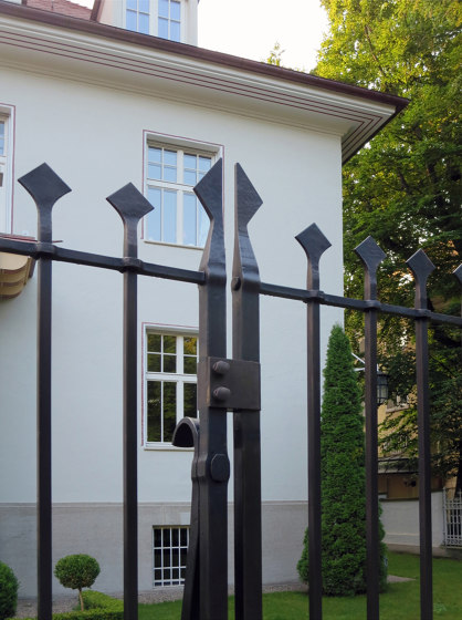 Gates | Arco by Bergmeister Kunstschmiede | Boundaries