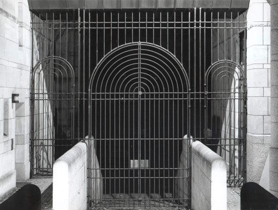 Gates   Pinakothek by Bergmeister Kunstschmiede   Boundaries