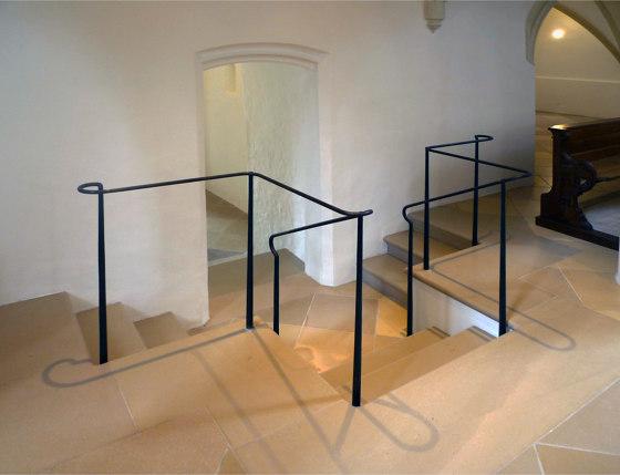Handrail | Tölz by Bergmeister Kunstschmiede | Handrails