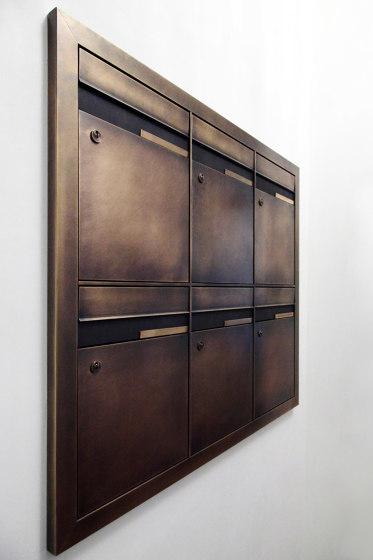 Mailbox   Teng by Bergmeister Kunstschmiede   Mailboxes