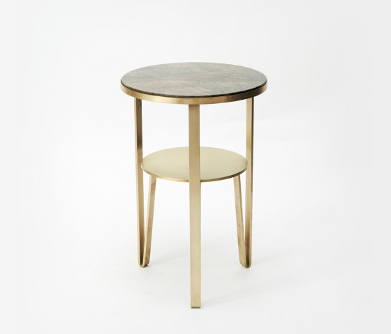Side Table | Charles di Bergmeister Kunstschmiede | Tavolini alti