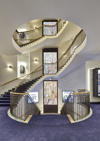 Stair Railing | Hirmer by Bergmeister Kunstschmiede | Stair railings