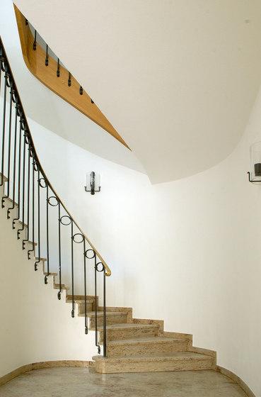 Stair Railing | Muro by Bergmeister Kunstschmiede | Stair railings