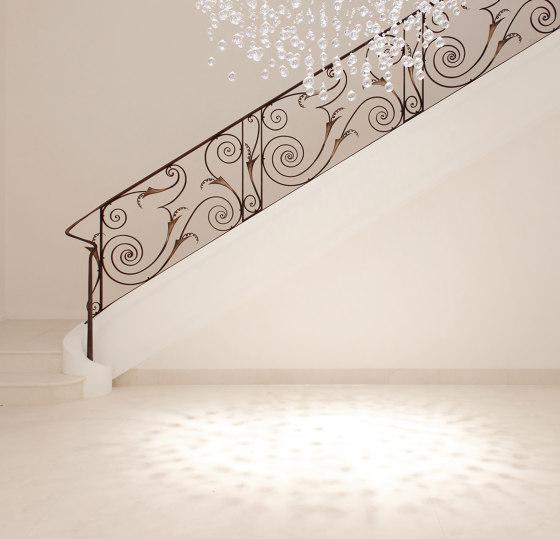 Stair Railing | TGG by Bergmeister Kunstschmiede | Balustrades