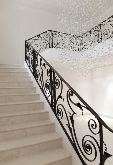 Stair Railing | TGG by Bergmeister Kunstschmiede | Stair railings