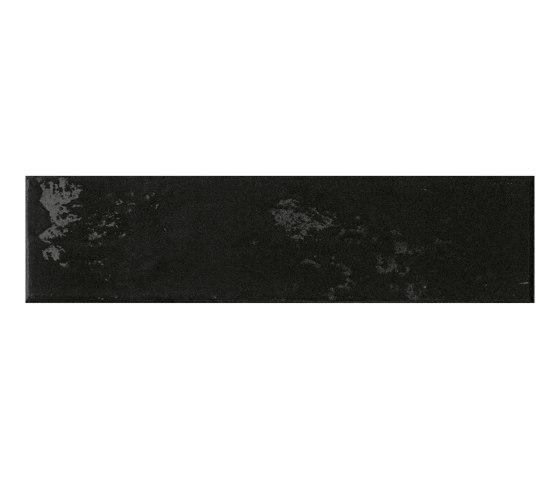 Regoli | Nero Glossy von Marca Corona | Keramik Fliesen