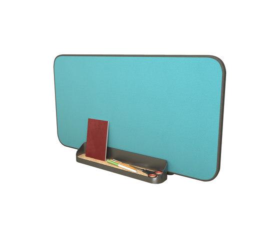Écran latéral Divisio de Steelcase | Cloisons pour table