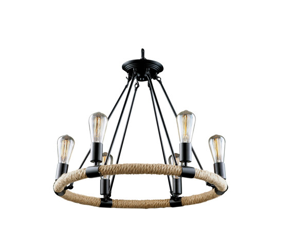 Antique 6-vp Pendant Light by Valaisin Grönlund | Chandeliers
