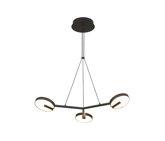 Arm 3 Pendant Light by Valaisin Grönlund | Suspended lights