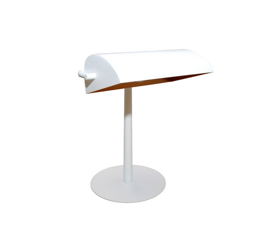 Banker Lux Table lamp by Valaisin Grönlund   Table lights
