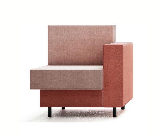 Lap Lounge Chair di Neil David | Poltrone