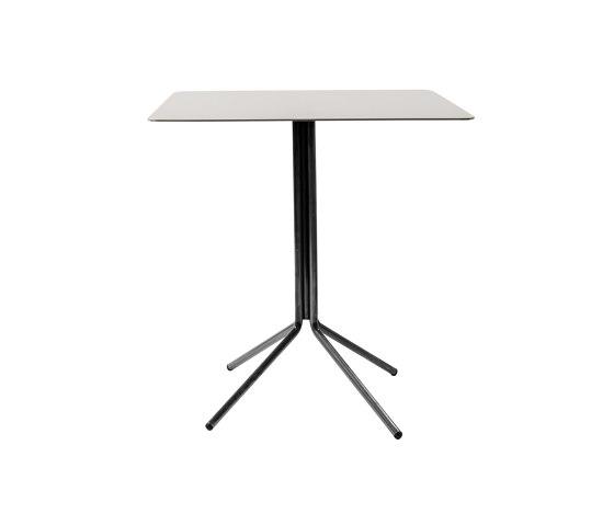 Felber T18 Outdoor Table by Dietiker   Bistro tables