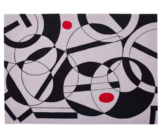 AUTUMN IN NEW YORK | Rug N4 by Maison Dada | Rugs