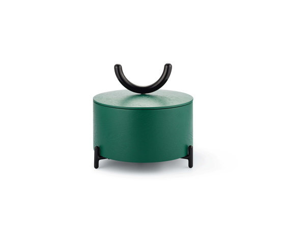 CHINOISERIES | Decorative Box | Base | Green by Maison Dada | Storage boxes