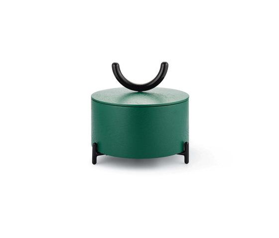 CHINOISERIES | Decorative Box | Base | Green de Maison Dada | Contenedores / Cajas