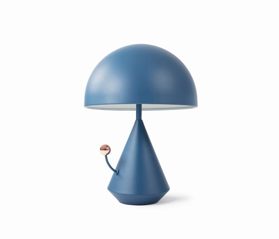DALI DIVINA   Table Lamp   Blue by Maison Dada   Table lights