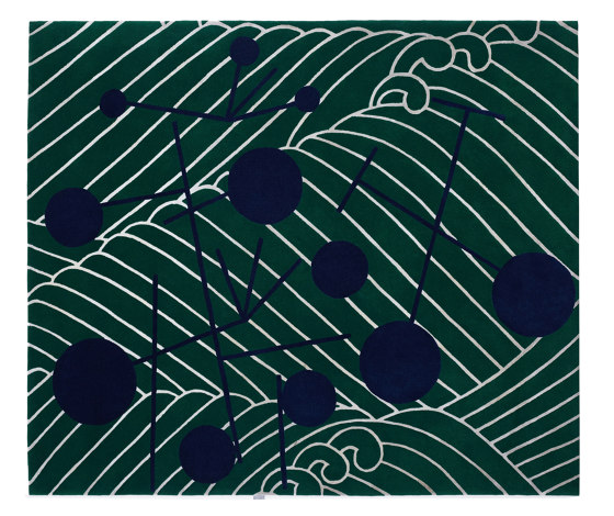 JAPANESE ABSTRACTIONS   Rug N1 de Maison Dada   Alfombras / Alfombras de diseño