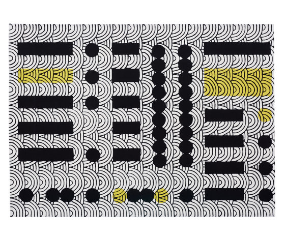 JAPANESE ABSTRACTIONS | Rug N2 by Maison Dada | Rugs