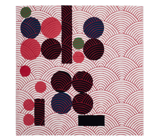 JAPANESE ABSTRACTIONS | Rug N3 by Maison Dada | Rugs