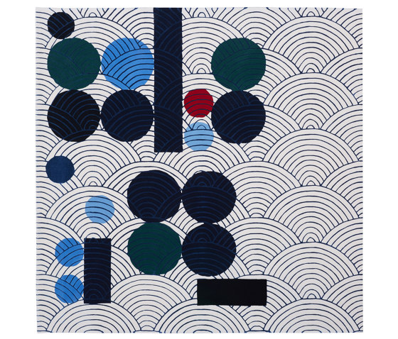 JAPANESE ABSTRACTIONS | Rug N4 by Maison Dada | Rugs