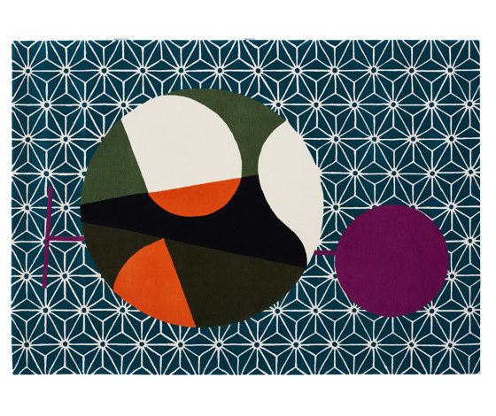 JAPANESE ABSTRACTIONS | Rug N5 by Maison Dada | Rugs