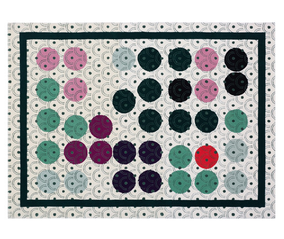 JAPANESE ABSTRACTIONS | Rug N7 by Maison Dada | Rugs
