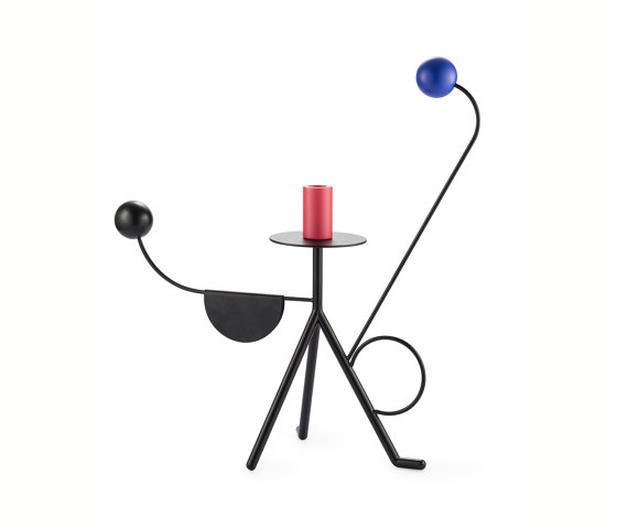 LES IMMOBILES | Candle Holder N3 de Maison Dada | Candelabros