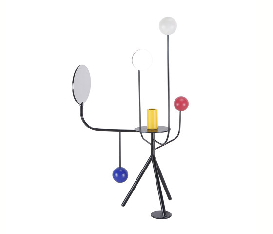 LES IMMOBILES | Candle Holder N4 de Maison Dada | Candelabros