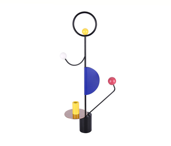 LES IMMOBILES   Candle Holder N5 by Maison Dada   Candlesticks / Candleholder