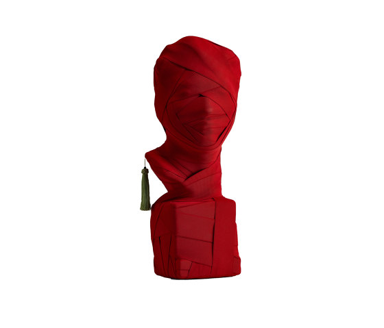 THIS IS NOT A SELF PORTRAIT   Decorative Object   Red by Maison Dada   Objects