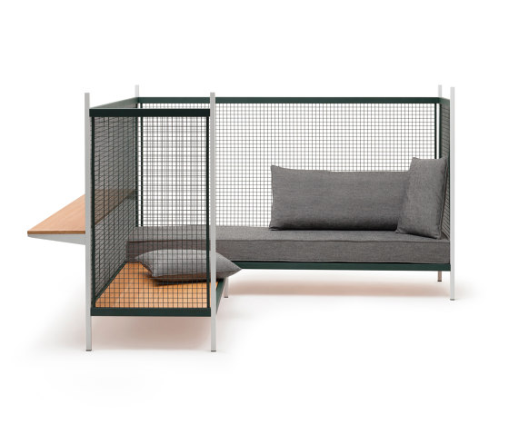 Grid Tall by Established&Sons | Sofas