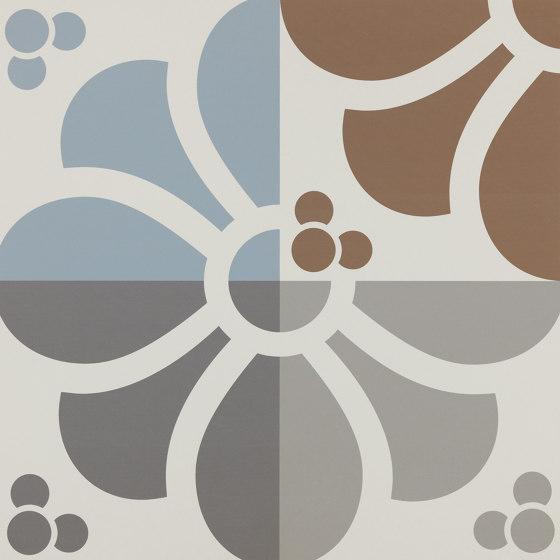 Frame Emilia Flower - Random by Refin | Ceramic tiles