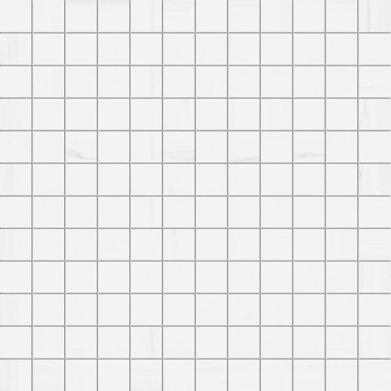 Prestigio Dolomite Lucido Mosaico de Refin | Carrelage céramique