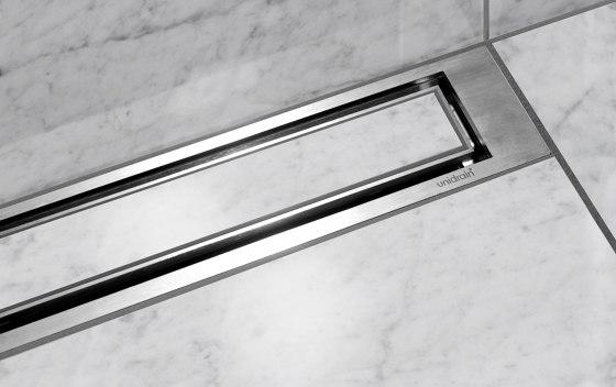 HighLine | Cassette by Unidrain | Linear drains