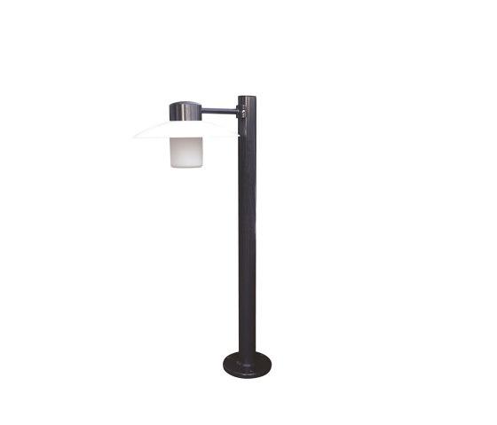 Aubanne Model 3 by Roger Pradier | Outdoor floor-mounted lights