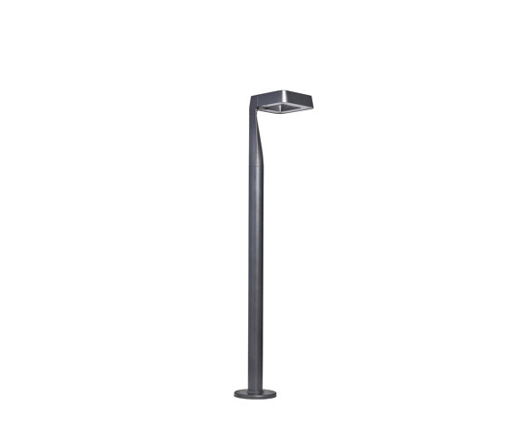 Square Model 3 by Roger Pradier | Outdoor floor-mounted lights